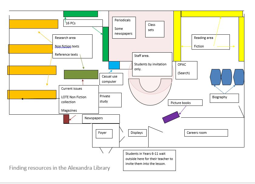 Floor Plan c.2011