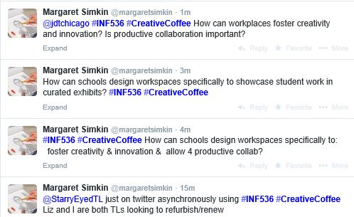 Creative cooffee twitter Stream 3